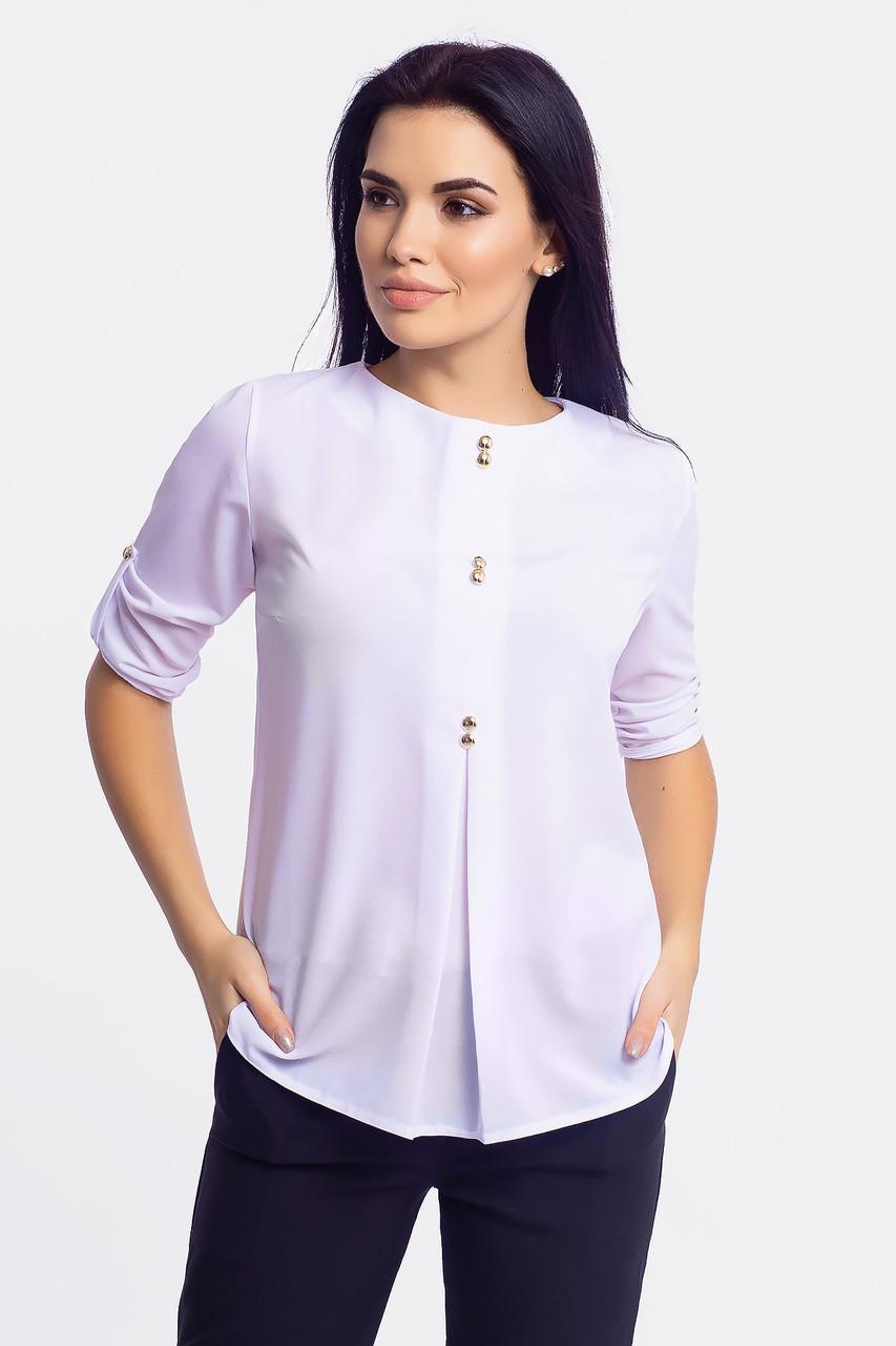 Нарядная женская блузка Levis, белый