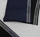 Лосины женские демисезонные Золото со стразами, р. XL, черные, 20030070, фото 4