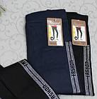 Лосины женские демисезонные Золото со стразами, р. XL, черные, 20030070, фото 5