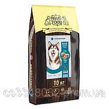 Home Food DOG ADULT MAXI   «Форель с рисом» гипоаллергенный корм для собак крупных пород  10кг
