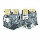 Носки мужские демисезонные средние Loft Socks 25-27р черные с серыми полосками 20034115, фото 4