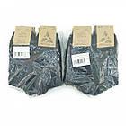 Носки мужские демисезонные средние Loft Socks 27-29р черные с узором 20034078, фото 4