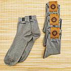 Носки мужские демисезонные средние SPORT Рубеж-текс 23-25р серые 20038434, фото 2