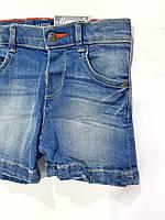 Джинсовые шорты на 6 месяцев