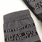 Носки мужские демисезонные, INTERSTAR, средние, Loft Socks, р27-29, черные, 20034122, фото 3