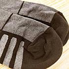 Носки мужские демисезонные, СПОРТ, средние, Loft Socks, 27-29р, темно-серые, 20035303, фото 3