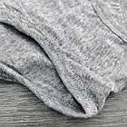 Трусы женские трикотаж серые 104 размер 100% хлопок 20039776, фото 5