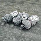 Трусы женские трикотаж серые 104 размер 100% хлопок 20039776, фото 6