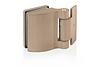 Стеклянная дверь Andres Benelux бронзовая 70x190 см для бани и сауны (клён), фото 5