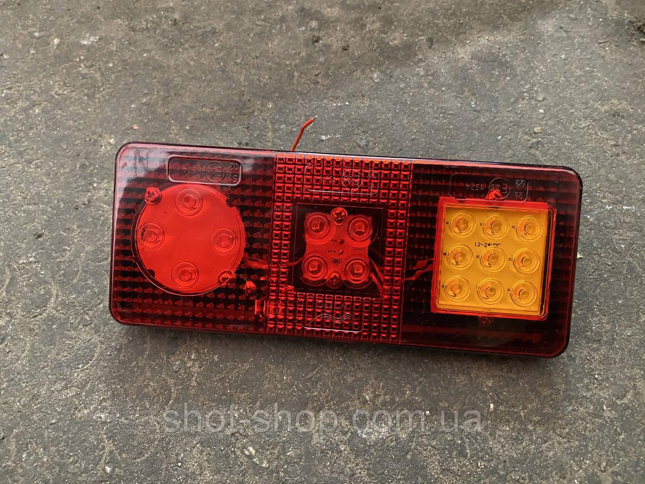Ліхтар задній (світлодіодний) УАЗ 452.469