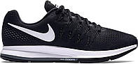Кроссовки женские Nike Zoom Pegasus 33 Black White