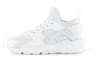 Кроссовки Nike Air Huarache Ultra White Белые женские