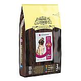 Home DOG Food ADULT MINI-MEDIUM «Телятина з овочами» гіпоалергенний корм для собак дрібних і середніх порід 1,6 кг, фото 3