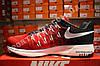 Кроссовки Nike Zoom Pegasus 33 Red Black Черные мужские, фото 3