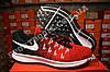 Кроссовки Nike Zoom Pegasus 33 Red Black Черные мужские, фото 4