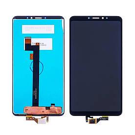 Дисплей Xiaomi для Mi Max 3 с сенсором Black (DX0618)