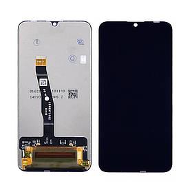 Дисплей Huawei для Honor 10 Lite HRY-LX1/ Honor 10i HRY-LX1T с сенсором Черным (DH0606)