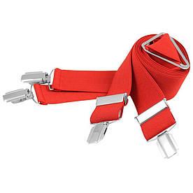 Подтяжки Lindenmann 9157-04 30 мм Красный (135)