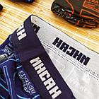 Мужские трусы боксеры Инсан Insamg 18423 бамбук + хлопок (в упаковке разные размеры) 20039233, фото 9