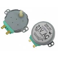 Оригінал. Двигун M2HJ49ZR02 для мікрохвильової печі Samsung код DE31-10154D