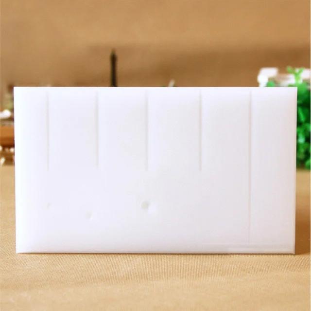 Доска с прожилками для работы с мастикой Empire белый (100001)