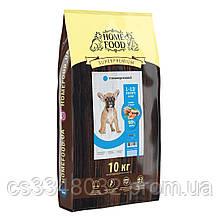 Home Food DOG  PUPPY MINI  «Форель с рисом» гипоаллергенный корм для щенков мелких пород 10кг