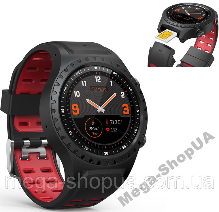 Сенсорные смарт-часы Smart Watch M1S-BR, GPS, GSM, телефон-часы, спорт часы, умные часы, наручные часы
