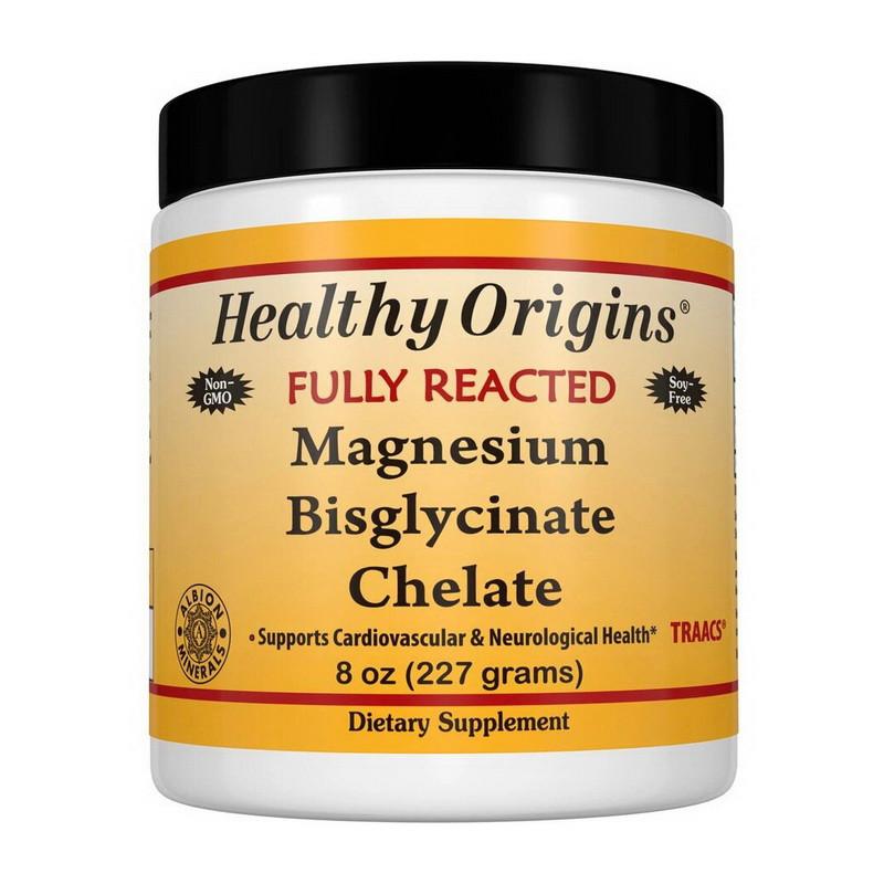 Магний Healthy Origins Magnesium Bisglycinate Chelate 227 g