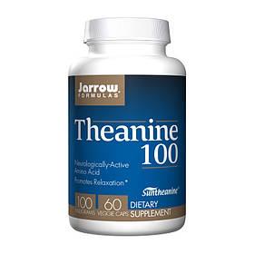 L-теанін Jarrow Formulas L-Theanine 100 mg 60 veg caps