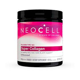 Коллаген 1 и 3 типа в порошке NeoCell Collagen 198 g