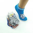 Носки детские демисезонные с рисунками, для мальчика, ДОБРА ПАРА, р14-16, ассорти, 20026349, фото 6