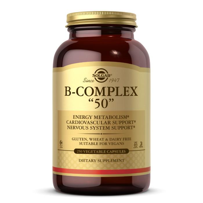Вітаміни групи B Solgar B-Complex