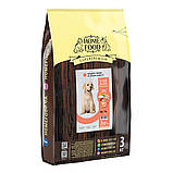 Home DOG Food PUPPI MEDIUM MAXI «Індичка і лосось» корм для цуценят здорова шкіра і блиск шерсті 1кг, фото 2