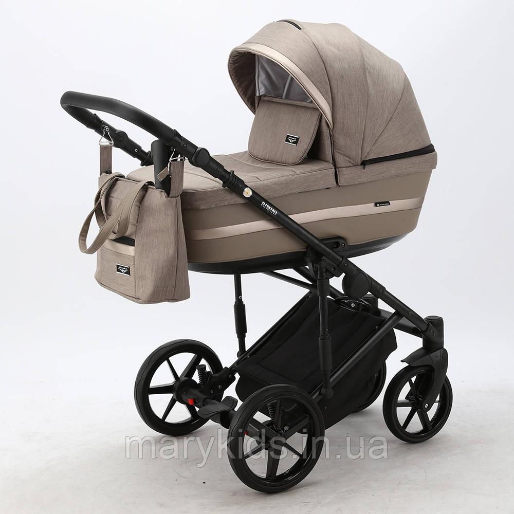 Детская универсальная коляска 2 в 1 Adamex Rimini Tip RI-90