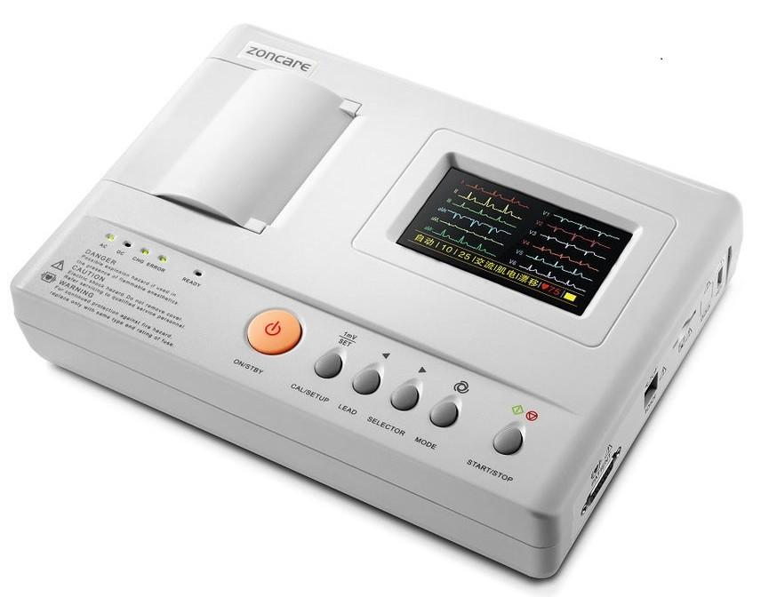 Електрокардіограф ECG1203