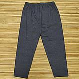 Бриджи женские серые батал 3/4 ALGI tekstil (в ростовке размеры: 58-60-62-64-66-68),20013882, фото 5
