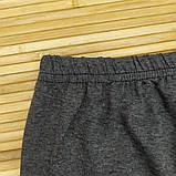 Бриджи женские серые батал 3/4 ALGI tekstil (в ростовке размеры: 58-60-62-64-66-68),20013882, фото 7