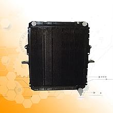 Радіатор водяного охолодження МАЗ (3-х рядн.) (пр-во ШААЗ) 5551-1301010