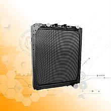 Радіатор водяного охолодження МАЗ 642290 (3 рядн.) (пр-во ШААЗ) 642290-1301010