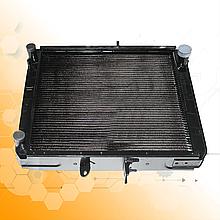Радіатор водяного охолодження МАЗ (3 рядн.) (пр-во ШААЗ) 53371-1301010