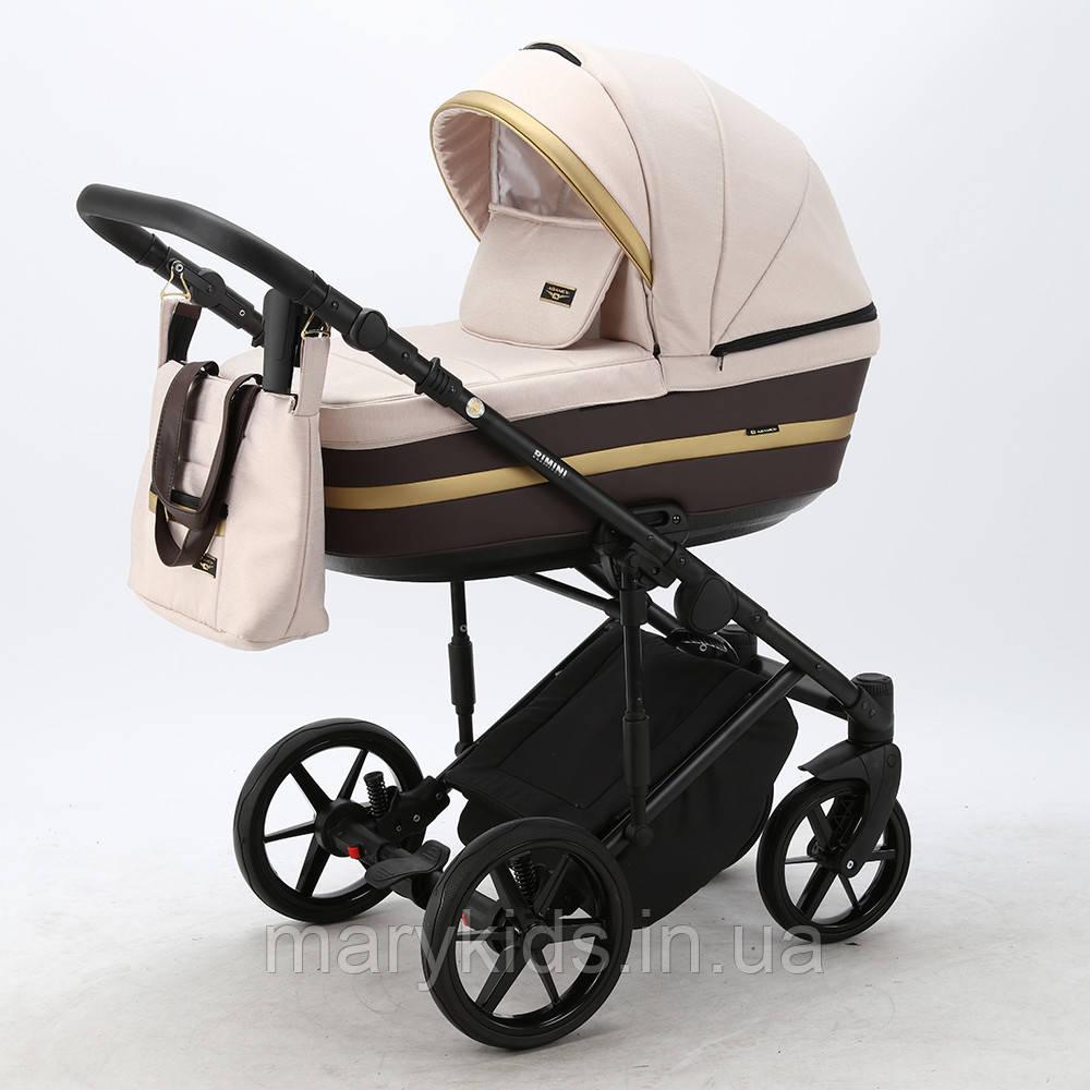 Детская универсальная коляска 2 в 1 Adamex Rimini Tip RI-84