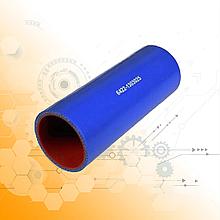 Патрубок радіатора МАЗ нижній (СИЛІКОН) 6422-1303025