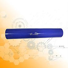 Патрубок радіатора МАЗ (70х80х400) гумовий 4-х шаровий (СИЛІКОН) 642290-1303025