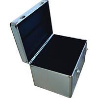 Чемодан алюминиевый 2270 (серебристый)