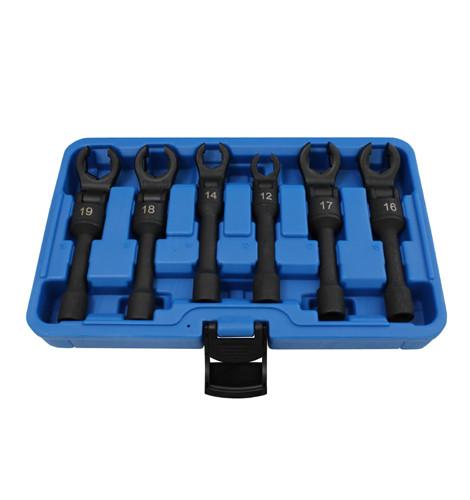 Набор разрезных ключей с шарниром 6 пр. A2346 H.C.B.