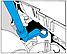 Ключи для масляного фильтра DSG. A1757 H.C.B., фото 2