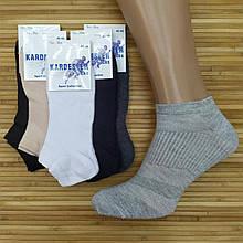Турецкие носки мужские демисезонные короткие Kardesler Sport Colllection хлопок 40-46р, 20015121