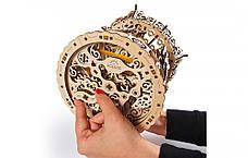 Механические 3D пазлы UGEARS - «Карусель», фото 3