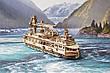 Механические 3D пазлы UGEARS - «Научно-исследовательское судно», фото 3