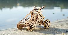 Механические 3D пазлы UGEARS - «Мини Багги», фото 3